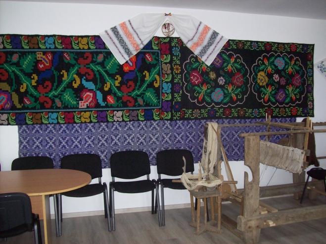 Perpetuarea tradițiilor populare e pe mâini bune la Sticlăria, jud. Iași