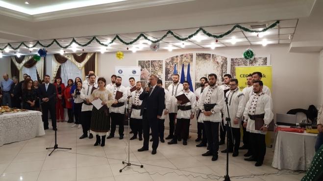 Trăire şi simţire românească la Cahul, Republica Moldova, cu ocazia sărbătoririi Zilei Naționale a României